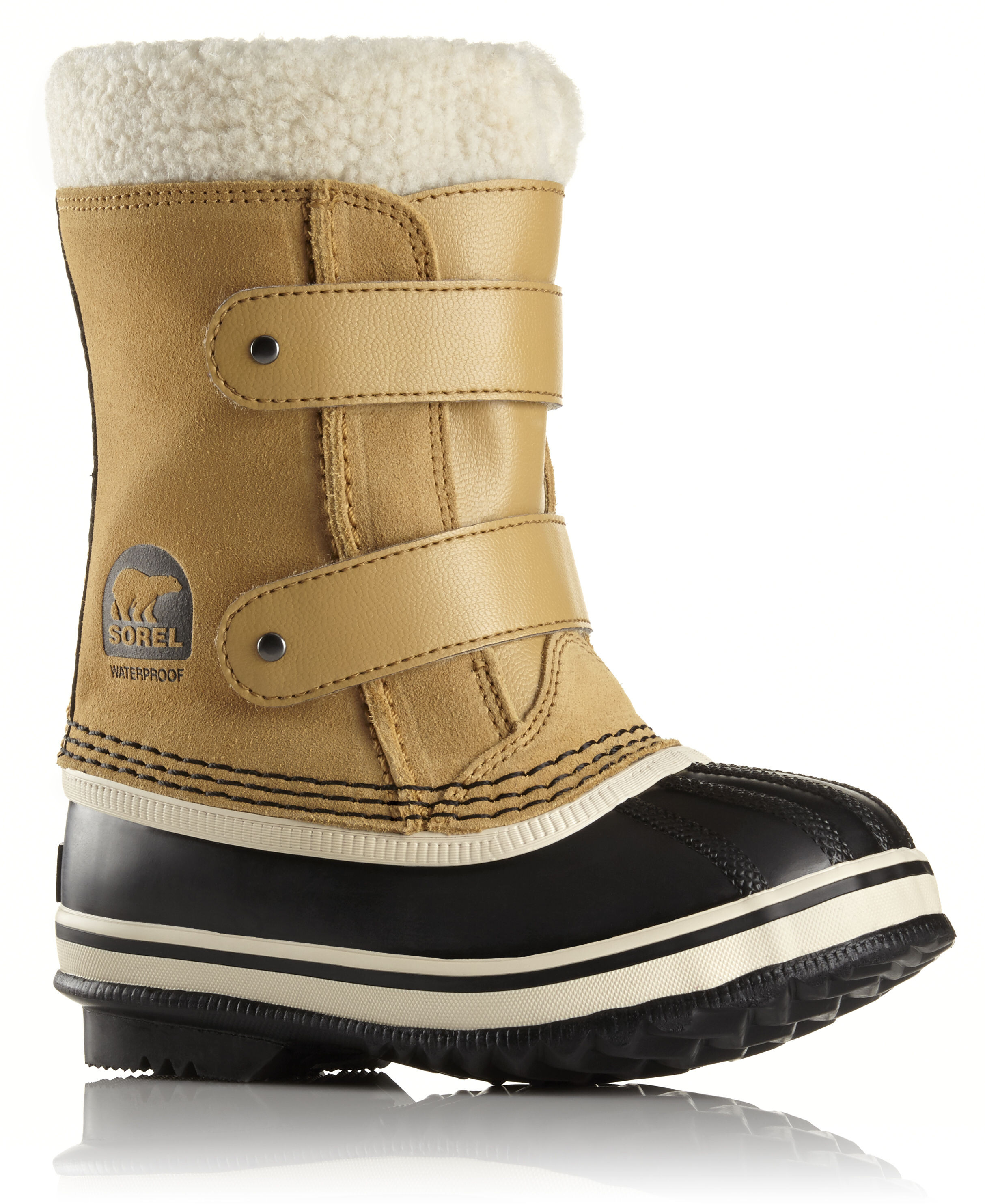 2ace82277943 Sorel Toddler s 1964 Pac Strap Boots Curry